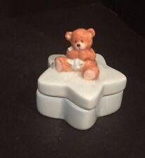 Baby's First Keepsake Box Boy By Gund New Open Box