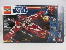 LEGO Star Wars Republic Striker-class Starfighter (9497) OPEN BOX Sealed Bags