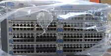 HP ProCurve Switch 4108gl J4865A 7x J4862B 24Port 1x J4839A 1x J4864A NEW