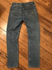 OUR LEGACY First Cut Jeans 32/32