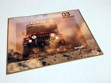 2003 Mopar Jeep Wrangler Accessories Brochure