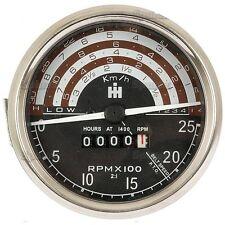 Tractor internacional B250 B275 B276 B414 tactormeter Rev Counter Clock