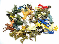 Vintage Figures For Playsets Military Animals Space
