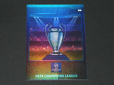 TROPHY CUP COUPE  UEFA PANINI FOOTBALL CHAMPIONS LEAGUE 2014 2015