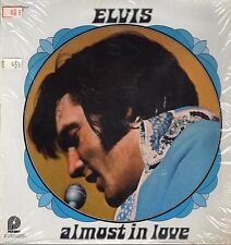 Elvis Presley Vinyl LP Pickwick Records 1970, CAS-2440, Almost In Love ~ VG+