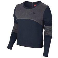 Nike Tech Fleece 3mm Crew Women's Sweatshirt 617346 Was $120
