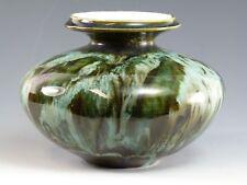 POOLE Pottery - STUDIO Vase - Robert Jefferson