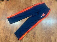 Euc Syracuse U Orange Lacrosse Men's Pants Nike Therma Fit Size Extra Small Xs