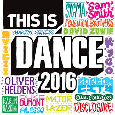 This Is Dance 2016 - Various Artists CD 0600753651025