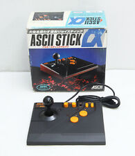 Ascii Stick α Sega Game Controller Joystick Pad AS-0524-SG Boxed