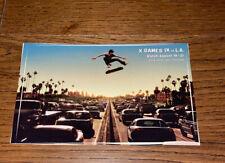 X Games 2003 Sticker - Extreme Sports Skateboard