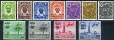 Abu Dhabi 1966 ** Mi.15/25 Freimarken Definitives w/ovp