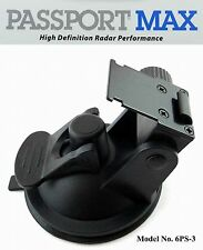 SUPER GRIP&EXTREMELY DURABLE SUCTION CUP FOR ESCORT PASSPORT MAX RADAR DETECTOR