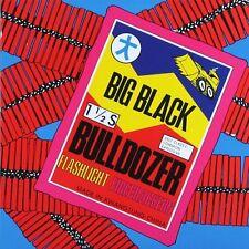 "Big Black Bulldozer EP 12"" Vinyl LP Record & MP3! punk rock steve albini! NEW!!!"