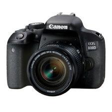 New Canon EOS 800D DSLR Camera w/ 18-55mm f/4-5.6 IS STM Lens Kit