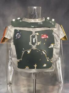 Boba Fett Full Armor Set Fiberglass KIT