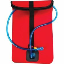 Mochilas de hidratación rojos para acampada y senderismo