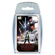 Top TRUMPS Star Wars Last Jedi Wma003142