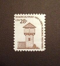 StampGeek SCOTT #1604 28c Fort Nisqually,  MINT, XF/S, NH