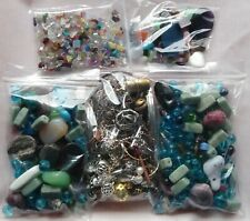 Glass Beads Stones Gemstones Loose Beads Cats Eye Lot 2lb 8oz Metal Findings mix