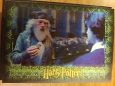 Artbox Harry Potter 3D  Series 1 #65 Dumbledore with Harry's name from Goblet