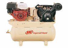 Air Compressor - Gas Engine - 25 CFM - 175 PSI - 13 Horsepower - Industrial Duty