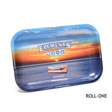 ELEMENTS METAL ROLLING TRAY LARGE 34 X 28 CM