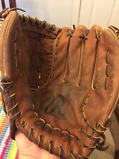 New listing Vintage 1970's Rawlings XPG-RF USA The Big R Leather Baseball Softball Glove USA