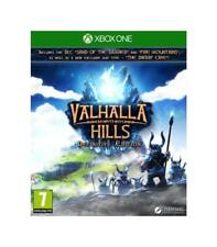 Microsoft Xbox One PAL version Valhalla Hills