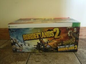 Borderlands 2 ultimate loot chest limited edition with no disk
