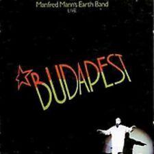 Manfred Mann, Manfred Mann's Earth Band - Budapest Live [New CD]