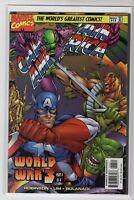 "Captain America Issue #13 ""World War 3 - Part 4 of 4"" (Marvel Comics)"