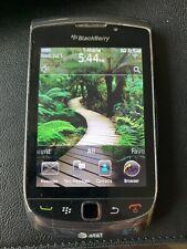 Blackberry Torch 9800 4GB - (AT&T)  3G GSM  UNLOCKED