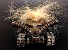 Custom Hot Wheels Mad Max Fury Road IMORRTAN JOE concept one of a kind!