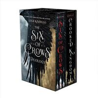Six of Crows Duology, Hardcover by Bardugo, Leigh, Like New Used, Free shippi...