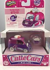 Shopkins Cutie Cars QT2-13 YO GO-CART