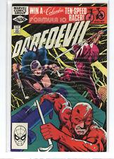 Daredevil #176 Elektra Frank Miller 9.0
