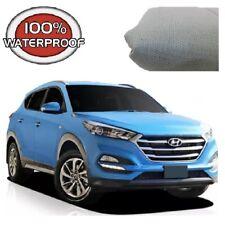 Car Cover Suits Hyundai Tuscon & ix35 4WD SUV to 4.65m Prestige 100% Waterproof