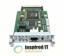 HWIC-1DSU-T1 - Cisco 1-Port T1/Fractional T1 DSU/CSU WAN Interface Card