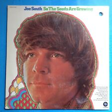Joe South-So The Seeds Are Growing-1971 Capitol  M-/M  FACTORY SEALED-Rock, Soul