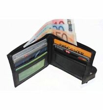 sheep leather mens wallet