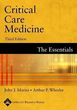 Critical Care Medicine: The Essentials [Third Edition]