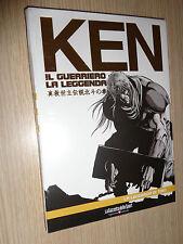 DVD N°4 KEN IL GUERRIERO LA LEGGENDA GAZZETTA DELLO SPORT