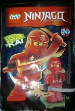 LEGO NINJAGO Minifigure KAI 891501 limited edition Brand new