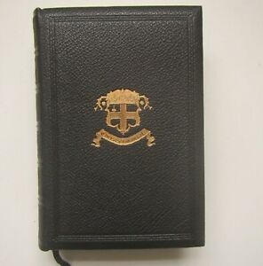 Old 1898 The Holy Bible Book - Cambridge University Press