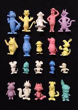 Rare 20 Complete Set ✱ HANNA BARBERA ✱ Dunkin Figures OLÁ Premium Port 60`