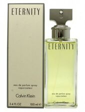 CALVIN KLEIN ETERNITY EAU DE PARFUM 100ML SPRAY - WOMEN'S FOR HER. NEW