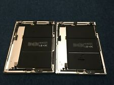 Lots 2 Original Apple iPad 3 A1416 Back Cover Housing - Silver w/ Battery