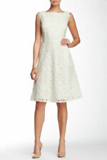 Lace Regular Size Dresses for Women with Fit & Flare