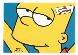 The Simpsons Anniversary Celebration - Promo Card P4 - Bart Simpson - Skybox